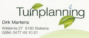 tuinplanning dirk martens